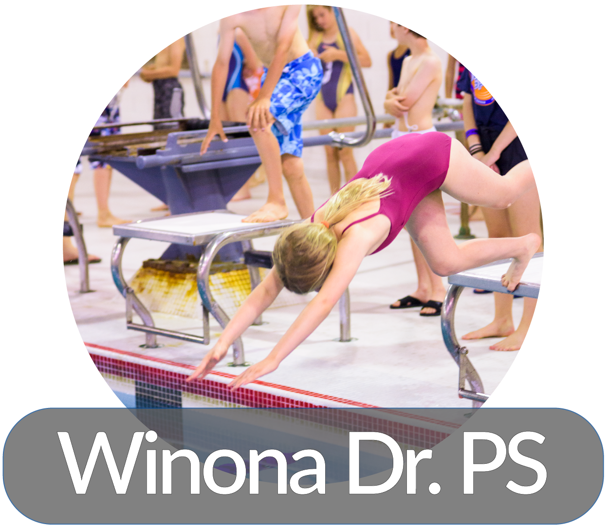 Winona Pool Location